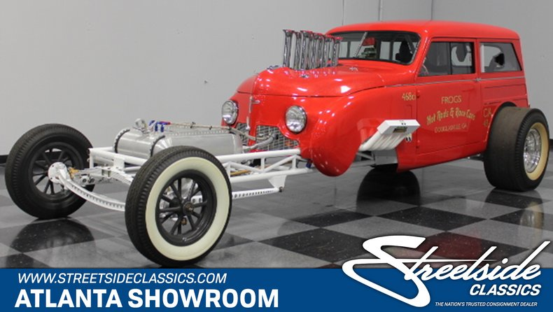For Sale: 1948 Crosley Hot Rod