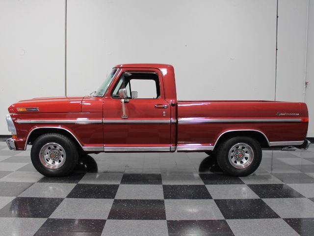 1970 ford f 100