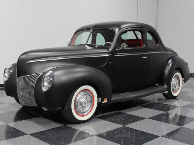 For Sale: 1940 Ford Coupe
