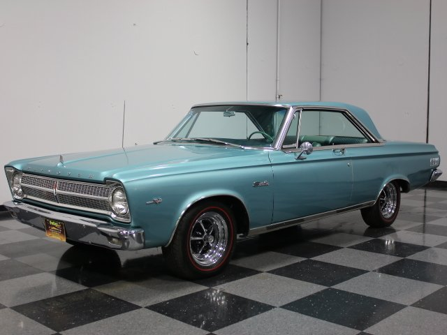 The Best 65 Plymouth Satellite
