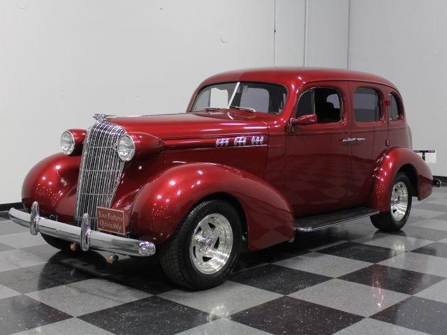 For Sale: 1936 Oldsmobile F36