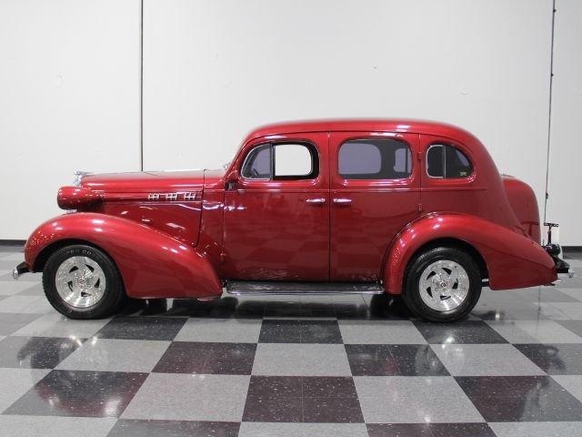 1936 oldsmobile f36 4 door touring