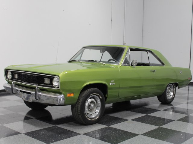 For Sale: 1971 Plymouth Valiant