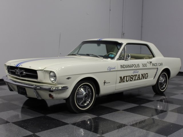 For Sale: 1964 Ford Mustang