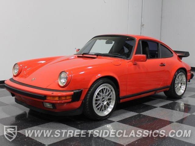 For Sale: 1985 Porsche 911