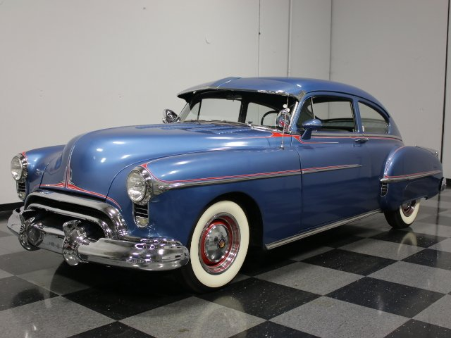 For Sale: 1950 Oldsmobile 88