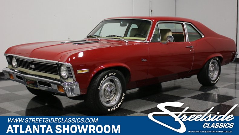 1972 Chevrolet Nova For Sale