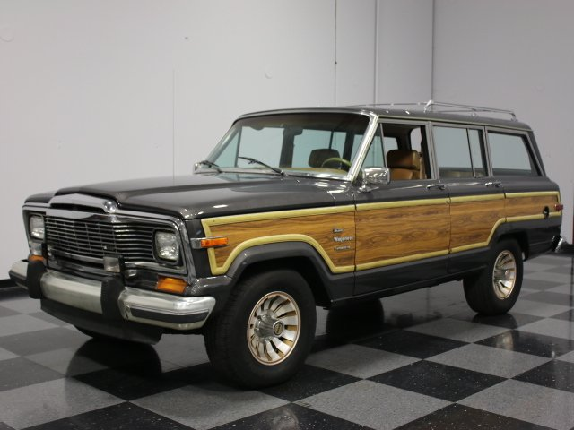 For Sale: 1985 Jeep Grand Wagoneer