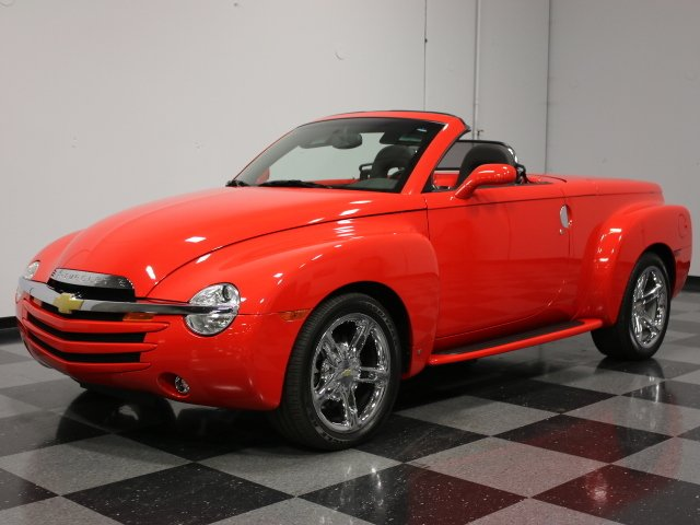 For Sale: 2006 Chevrolet SSR