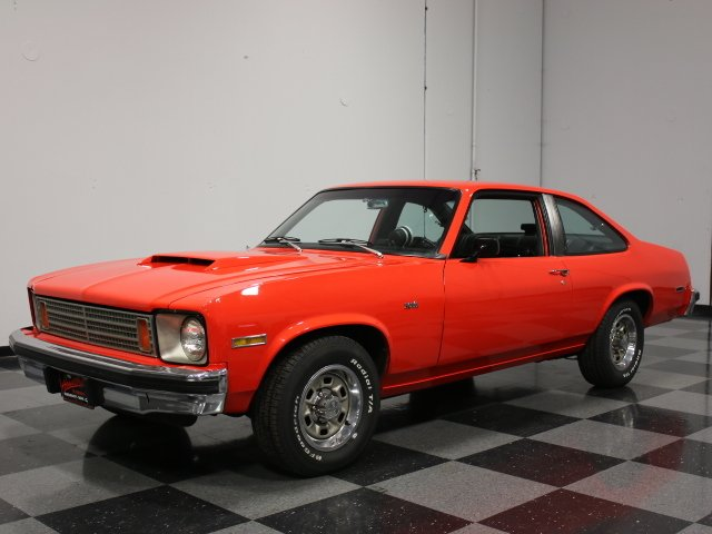 For Sale: 1975 Chevrolet Nova
