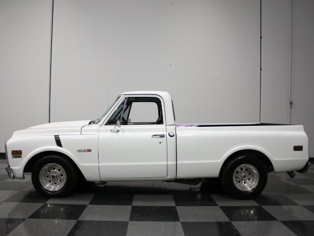 1972 chevrolet c10 cheyenne turbo