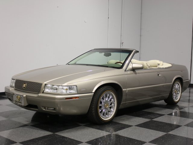 For Sale: 2001 Cadillac Eldorado