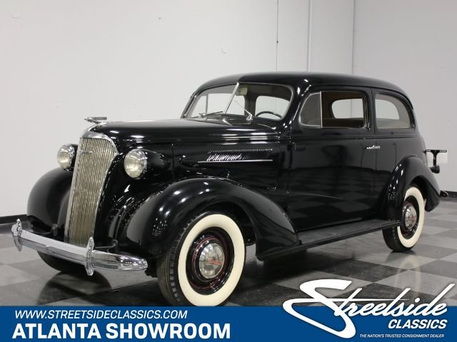 For Sale: 1937 Chevrolet Master