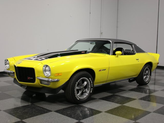 For Sale: 1970 Chevrolet Camaro
