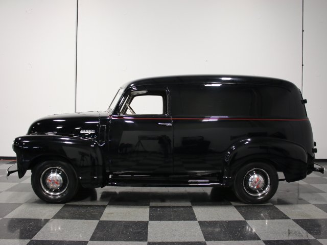 1949 chevrolet panel delivery