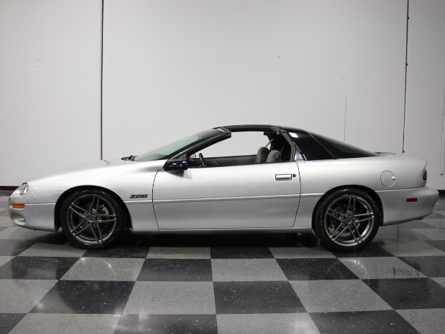 1998 chevrolet camaro supercharged