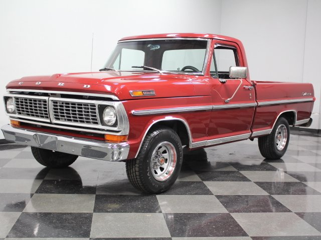 For Sale: 1970 Ford F-100