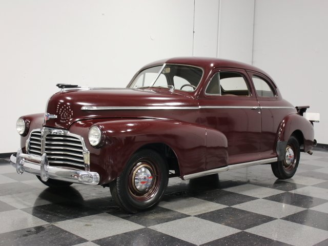 1942 chevrolet coupe truck