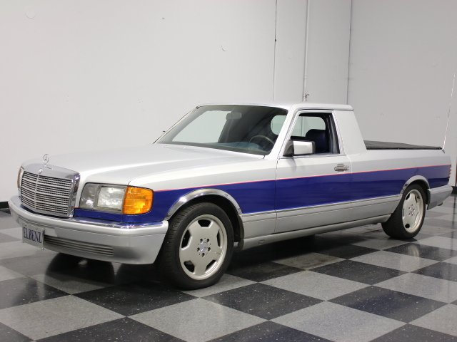 1988 Mercedes-Benz 420SEL For Sale
