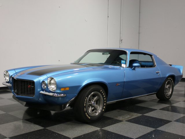 For Sale: 1972 Chevrolet Camaro