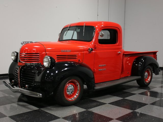 For Sale: 1946 Dodge