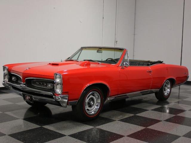For Sale: 1967 Pontiac Le Mans