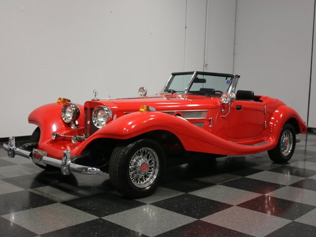 For Sale: 1936 Mercedes-Benz 500K Replica