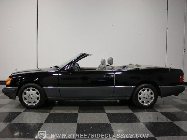 1993 mercedes benz 300ce cabriolet
