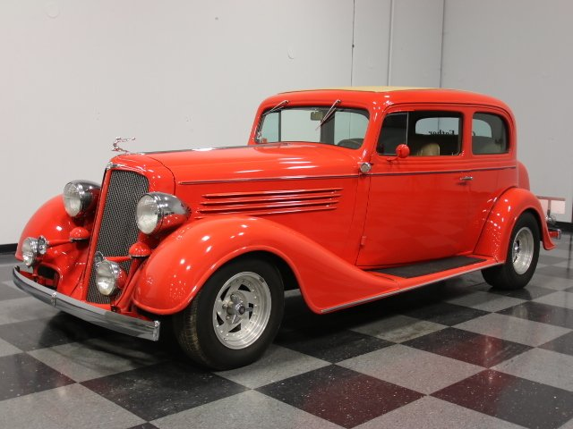 For Sale: 1934 Buick Series 60