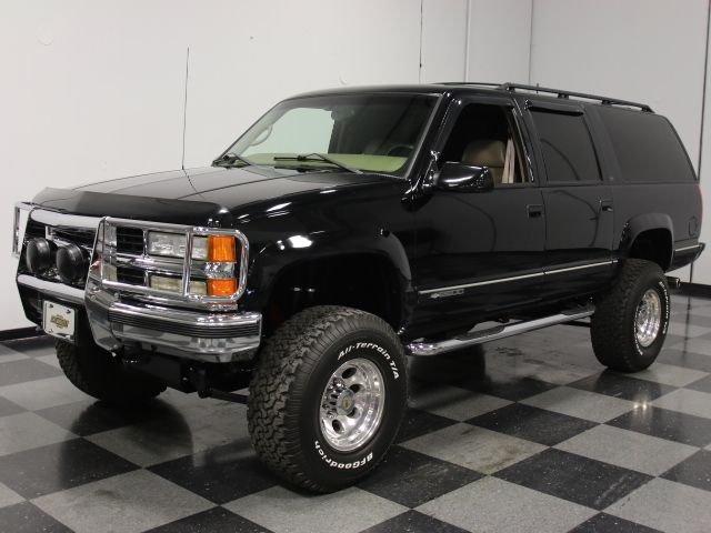 For Sale: 1997 Chevrolet Suburban