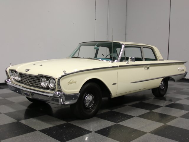 For Sale: 1960 Ford Galaxie