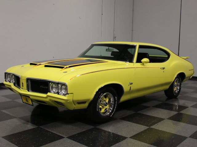 For Sale: 1970 Oldsmobile Rallye 350