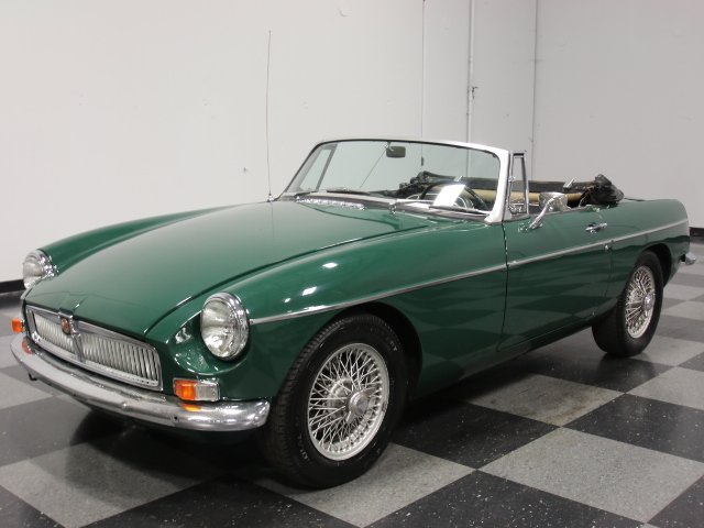 For Sale: 1968 MG MGB