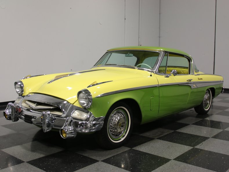 For Sale: 1955 Studebaker President