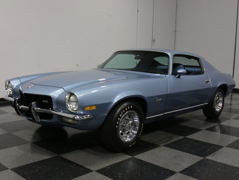 For Sale: 1973 Chevrolet Camaro