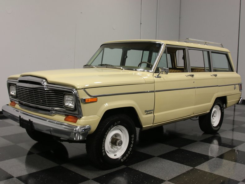 For Sale: 1979 Jeep Wagoneer