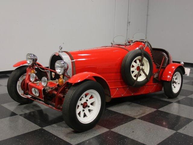 For Sale: 1968 Volkswagen Bugatti Replica