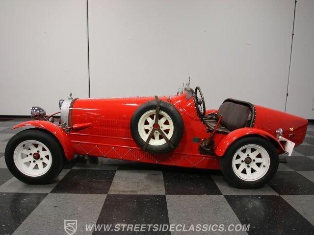 1968 volkswagen bugatti replica