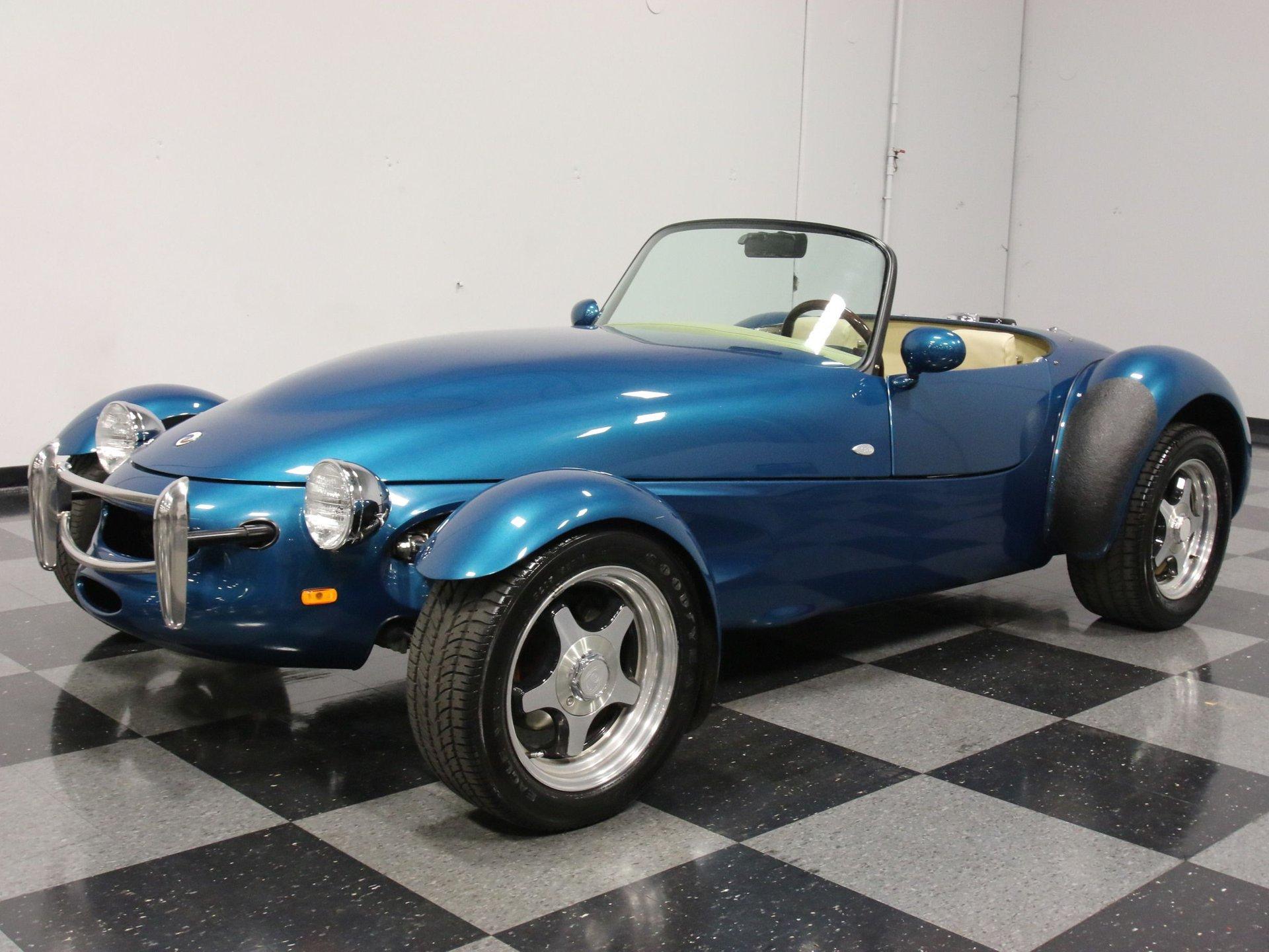 1993 panoz roadster