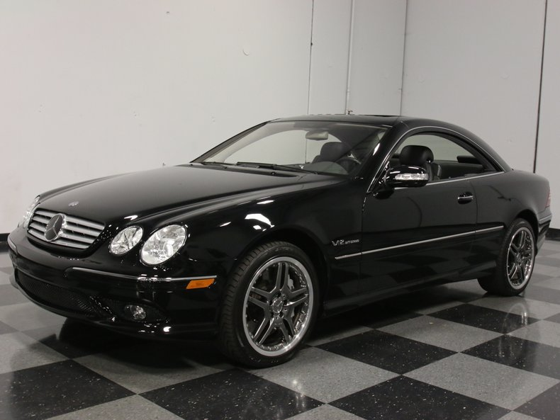 For Sale: 2005 Mercedes-Benz CL65