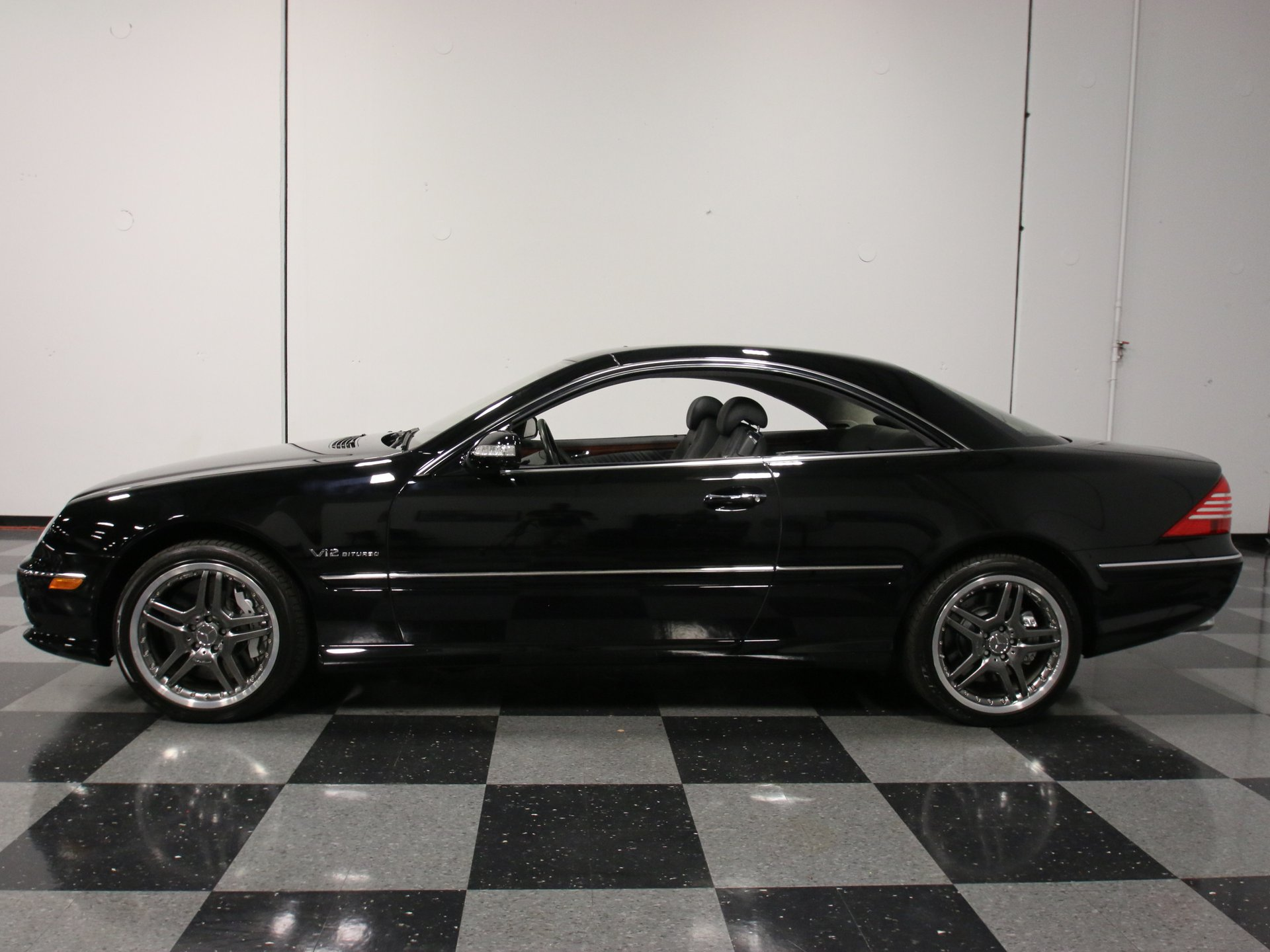 2005 mercedes benz cl65 amg