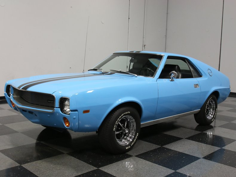 1969 AMC AMX | Streetside Classics - The Nation's Trusted Classic