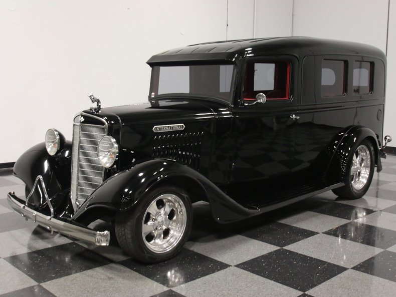 1935 International C-1 De Luxe For Sale