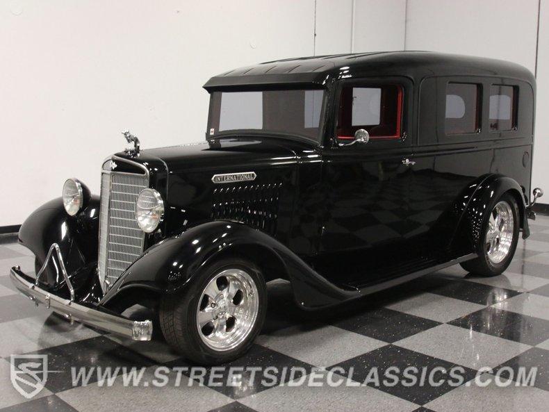 For Sale: 1935 International C-1 De Luxe