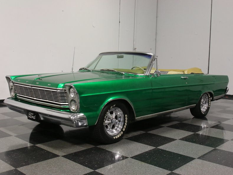 For Sale: 1965 Ford Galaxie