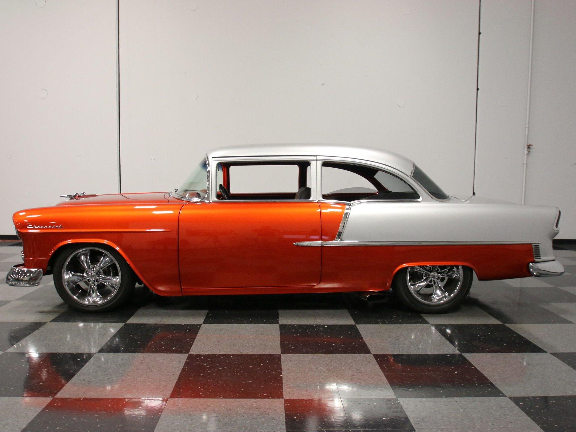 1955 chevrolet 210 restomod