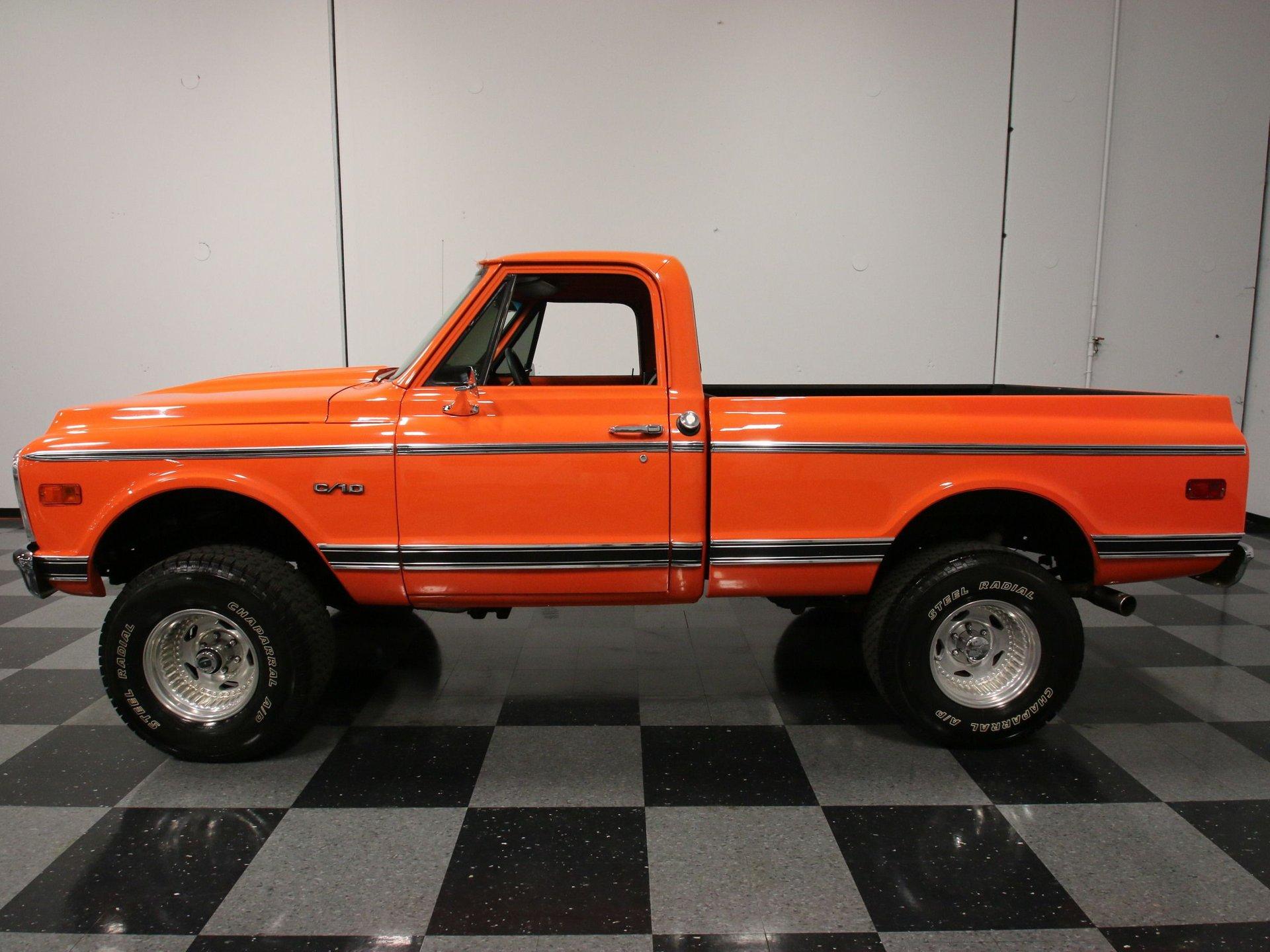 1970 chevrolet c10 4x4