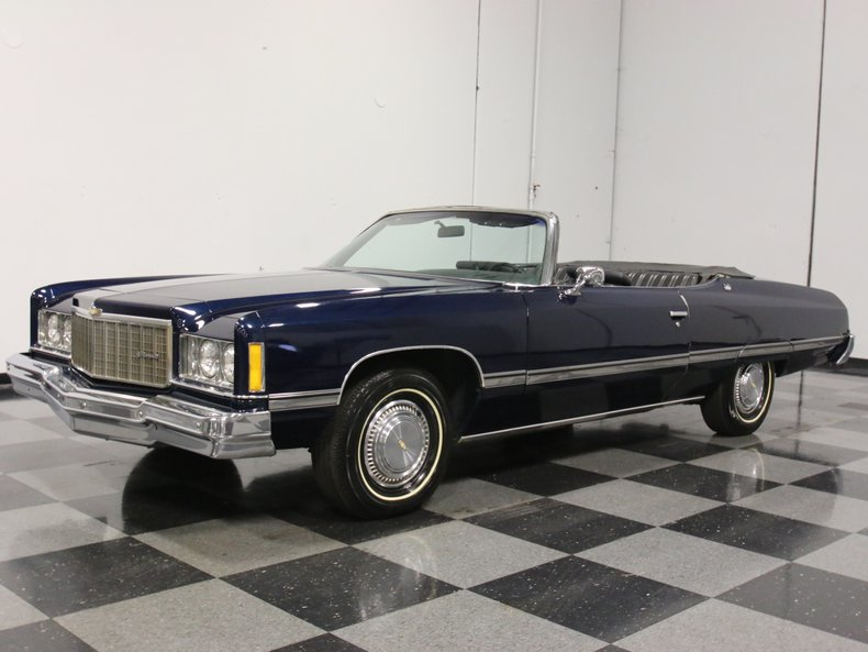 For Sale: 1974 Chevrolet Caprice