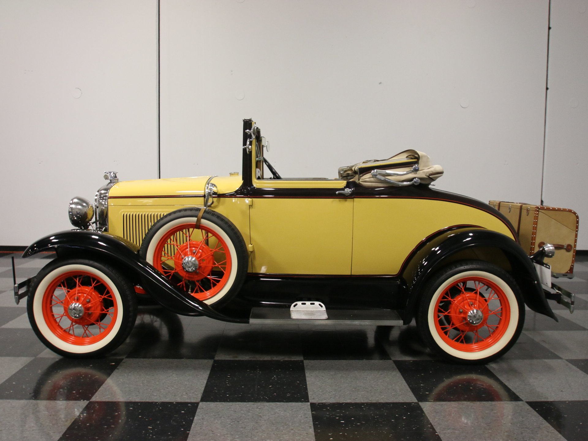 1931 ford model a cabriolet