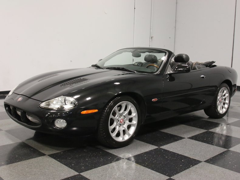 For Sale: 2001 Jaguar XKR